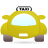 Shared-Ride Taxi icon
